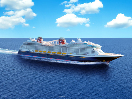 New Disney Wish Ship Unveiled by Disney Cruise Line = Amazing Family Vacations