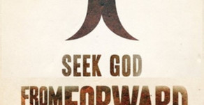 From This Day Forward: 1.Seek God