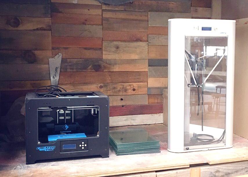 3-D Printers