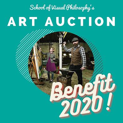 SVP Art Auction benefit 2020 instagram p
