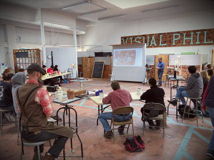 Ecorche Class in the Classroom