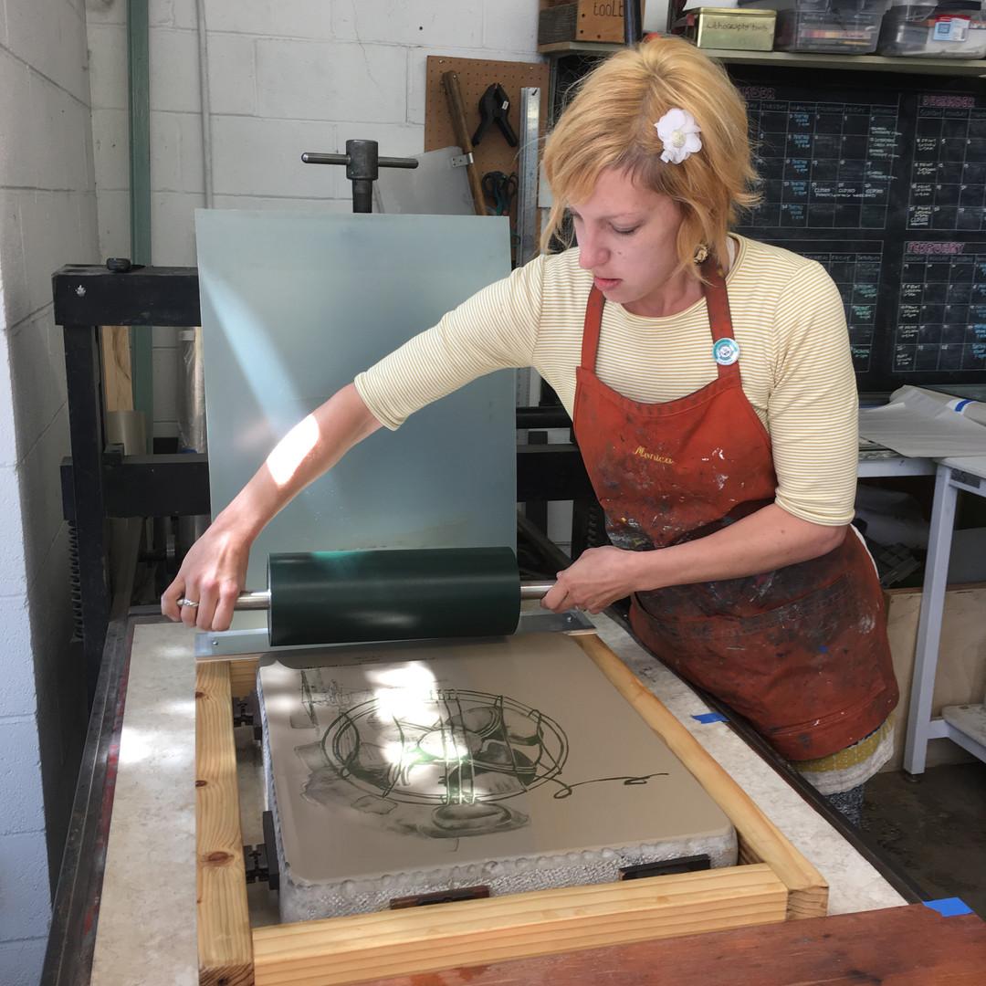 Lithography Studio