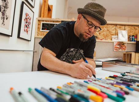 Artist Profile: Jemal Diamond