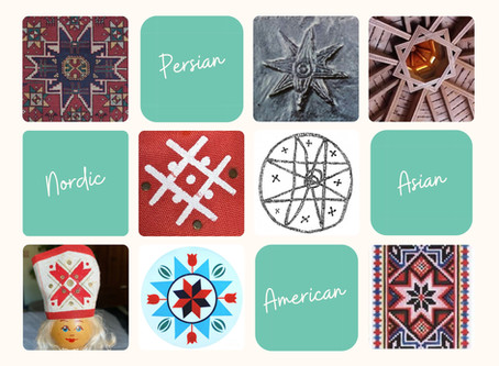 Dialect Lesson: the Eight Pointed Star