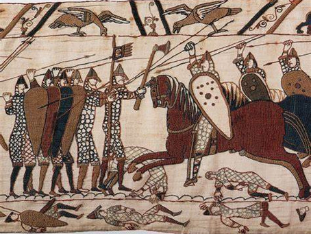 History Lesson: Bayeux Tapestry