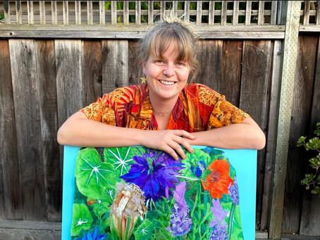 Artist Profile: Katie Peck