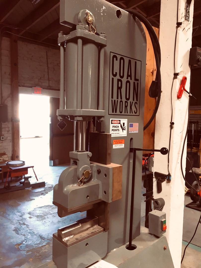 Forging Press for blacksmithing
