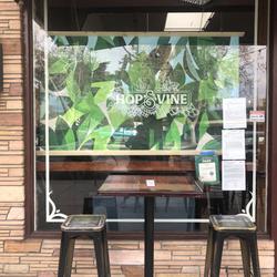 Roan Victor Window Display