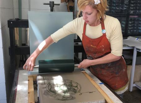 Artist Profile: Dana Harris Seeger