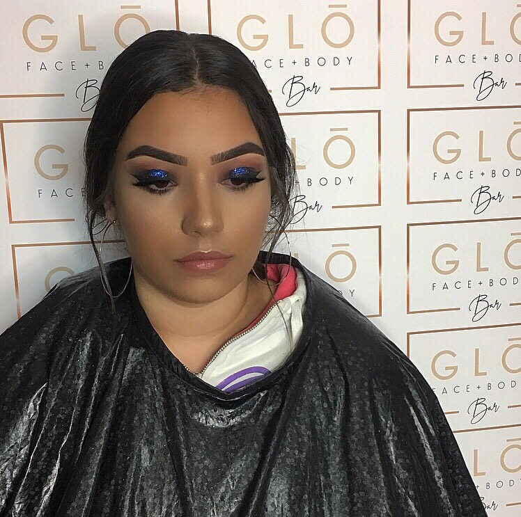 Glamour Makeup: Prom
