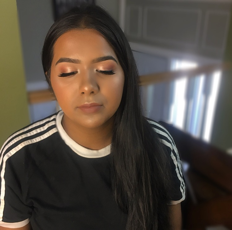 Neutral Makeup: Graduation