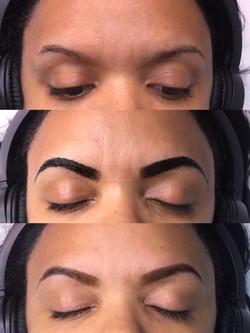 Henna Eyebrow Tinting