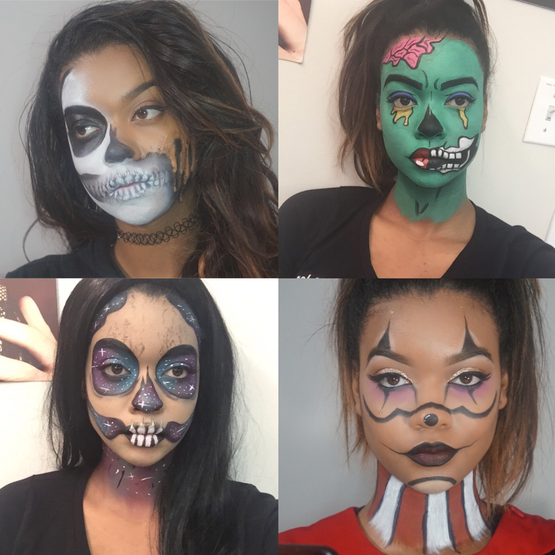 Fantasy & Halloween Makeup