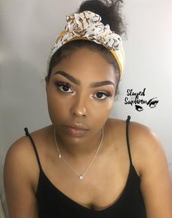 Natural Makeup: Prom