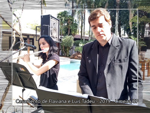 Flaviana e Luís Tadeu 2019