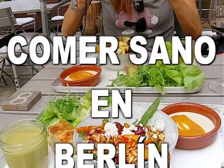 COMER SANO EN BERLÍN