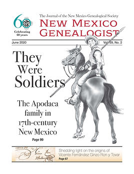 Cover NM Genealogist June 2020.jpg