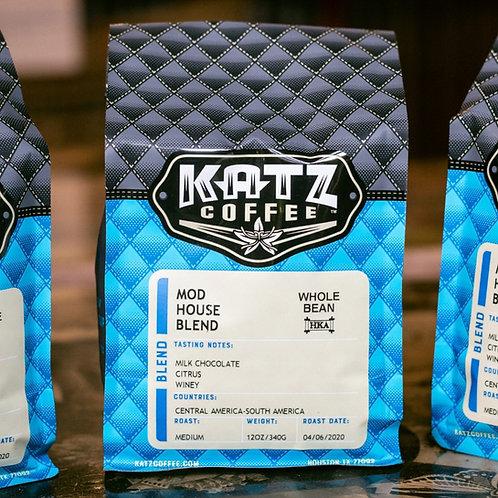 MOD House Blend Coffee (12oz)