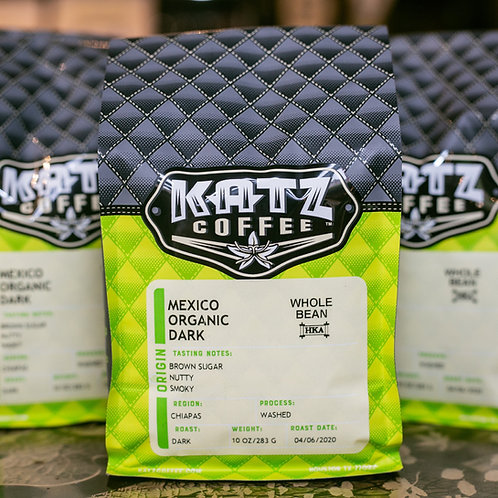Mexico Chiapas Dark Roast (12oz)