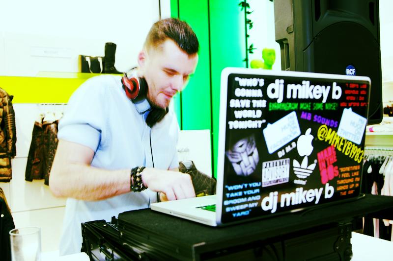 dj mikey b