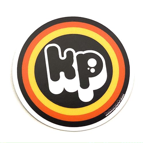 Circle It Sticker