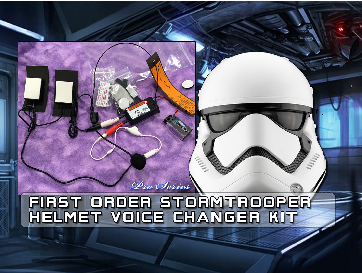 first order stormtrooper pic layered