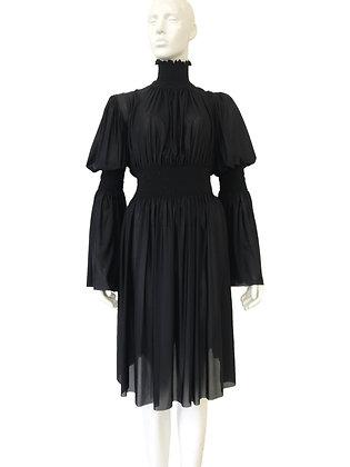 Short Ruche Dress