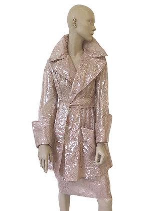 Plastic Lace Jacket
