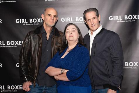 Girl Boxer Premiere