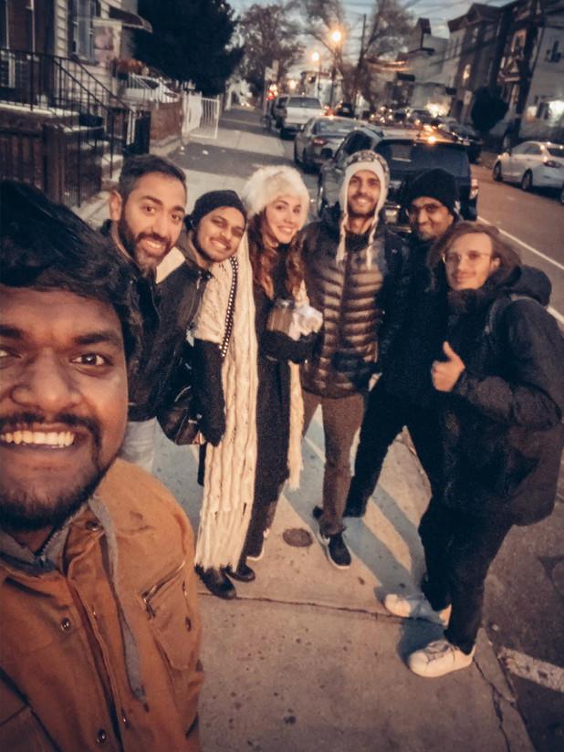Light Cast & Crew