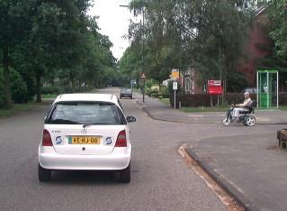 Verkeerstest van Veilig Verkeer Nederland