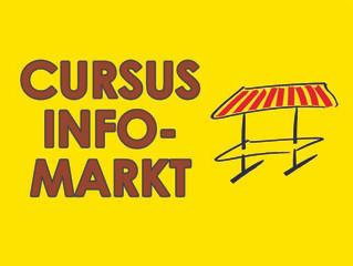 16 sept   Cursus en Informatie markt