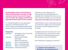 Vr 5 nov | Gemeente Roermond: Dag van de mantelzorg