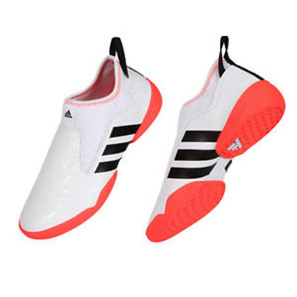 Adidas Taekwondo shoes/Footwear/Indoor shoes/martial arts shoes/ADI-BRAS16/WH/BK