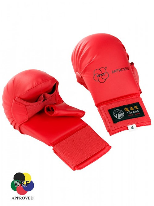 TOKAIDO WKF APPROVED GLOVES (WITH Thumb)