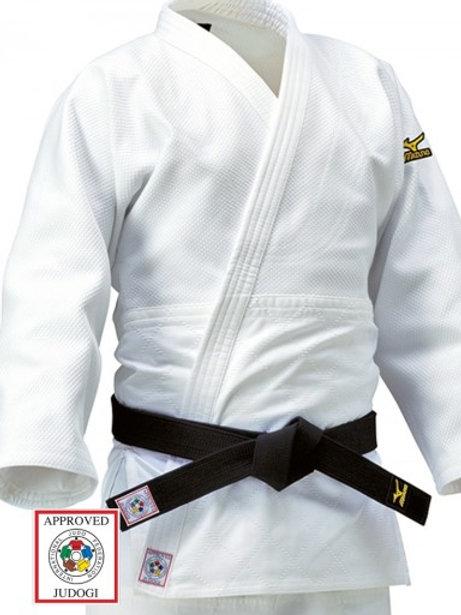 MIZUNO YUSHO, MADE IN JAPAN, IJF, 750 G., WHITE