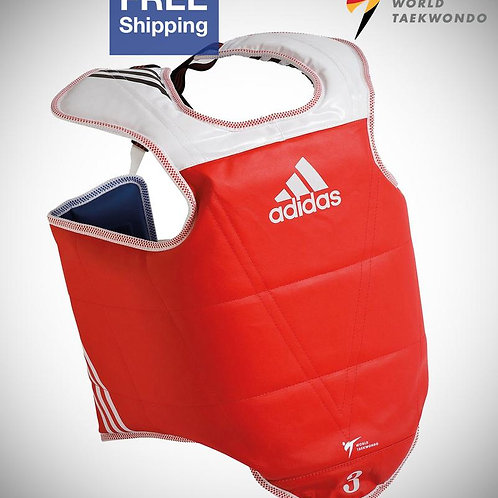 ADIDAS BODY CHEST PROTECTOR WTF APPROVED