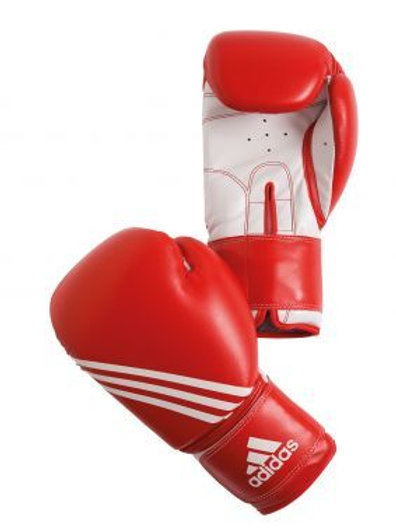Adidas Training Boxing Gloves - Red