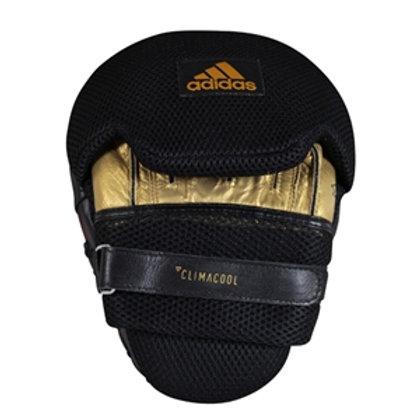 Adidas genuine leather curve punching mitt ADIBAC015