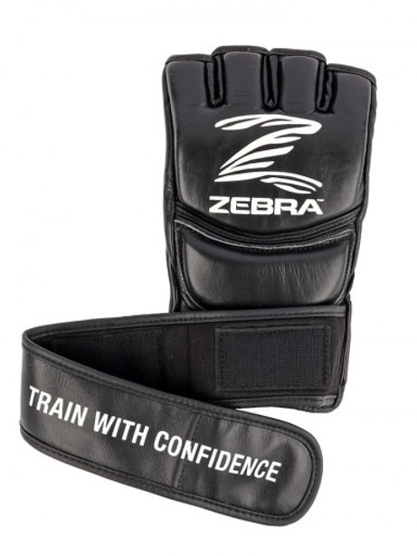 (PRE-ORDER)MMA GLOVES, ZEBRA PRO FIGHT, LEATHER