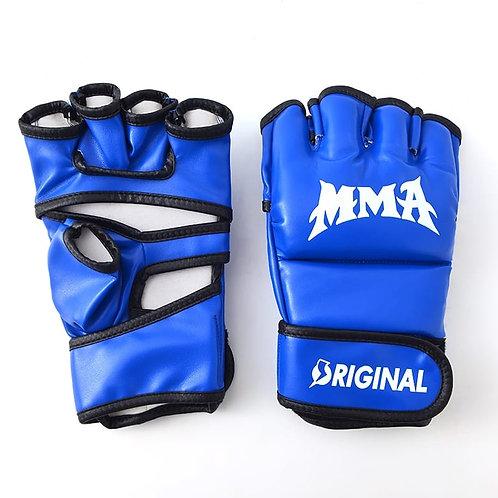 MMA training glove (Blue)