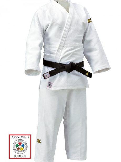 MIZUNO YUSHO BEST 2, IJF, 750 G., WHITE