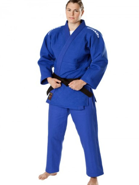 DAX JUDO UNIFORM COMPETITION (JUNIOR)BLUE