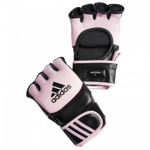 adidas PRO-STYLE Leather Fight Gloves  ADIDAS PRO-STYLE LEATHER FIGHT GLOVES