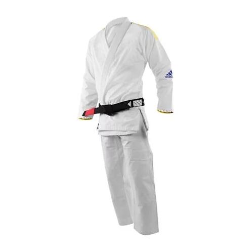Adidas Brazilian JJ uniform REPONSE JJ280 (WHITE)