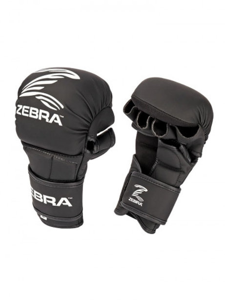 (PRE-ORDER)MMA GLOVES, ZEBRA SPARRING, PU