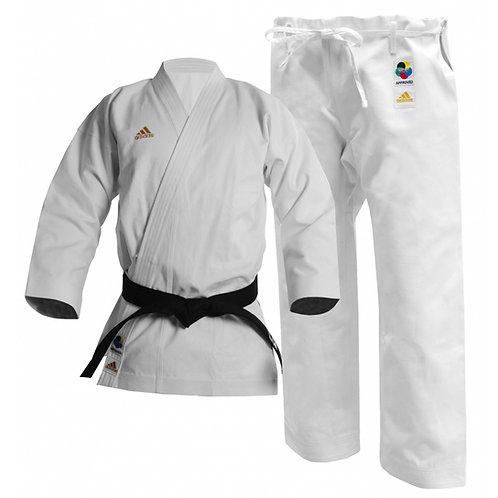 Adidas WKF Champion Karate Uniform - Japanese Cut - 14oz Kata
