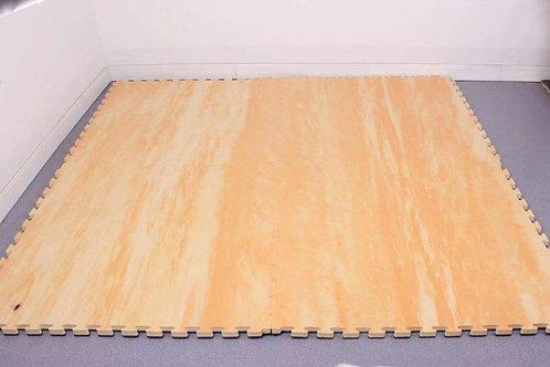 (pre-order) Wooden style floor mat 3cm