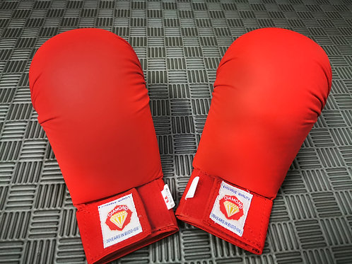 """Diamond' brand training gloves"
