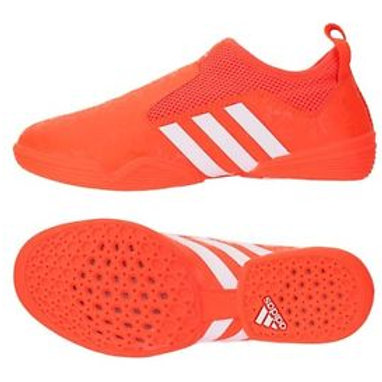 Adidas The Contestant Taekwondo Shoes ORANGE ADI-BRAS16 ADITBR01 TKD WT